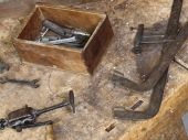 Vintage Carpenter Tools