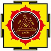 Shri Shakti-bisa Yantra