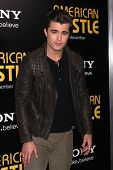 LOS ANGELES - DEC 3:  Spencer Boldman at the