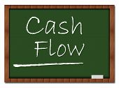 Cash Flow - Classroom Board