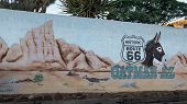 Route 66: Historic Oatman Arizona Mural