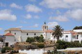 C Historical Town Betancuria,fuerteventura, Spain poster