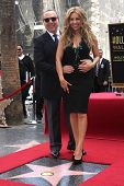LOS ANGELES - DEC 5:  Thalia, Tommy Mottola at the Thalia Hollywood Walk of Fame Star Ceremony at W
