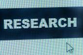 Research Word And Cursor