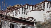 Potala, Palace, Tibet, Lhasa, Temple, 2013