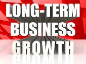 Long-term business growth