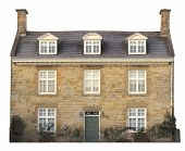Cotswold House, Cut-out