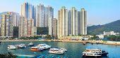 Aberdeen Bay, Hong Kong