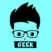 geek and nerd guy avatar