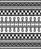 native american art pattern