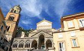 Dome of Amalfi, Italy, Europe