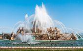Chicago Memorial Fountain