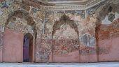 The Hamam Interior
