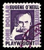 Eugene O'neill Us Postage Stamp