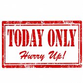 Today Only-stamp