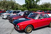 Lancia Delta And Lancia Fulvia Cars