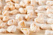Pumpkin Gnocchi In Flour