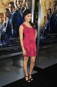 LOS ANGELES - AUG 12:  Jessica Parker Kennedy at the