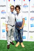 LOS ANGELES - JUL 27:  Zack Michael, Blake Michael at the Variety's Power of Youth  at Universal Stu