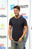 LOS ANGELES - JUL 27:  Patrick Schwarzenegger at the Variety's Power of Youth  at Universal Studios