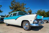 1955 Ford Fairlane Classic Car