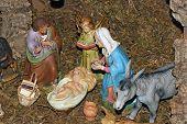 Christmas - Crib