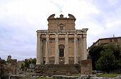 Foro Romano, Tempio Di Antonio E Faustina In Rome
