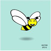 bee icon,bee drawing