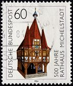 Michelstadt Stamp
