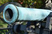 Cannon - Gettysburg National Military Park, Pennsylvania