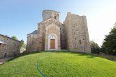 Djurdjevi Stupovi or St. George Monastery near Novi Pazar, Serbia