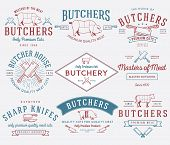 The Butcher Bundle 2 Colored
