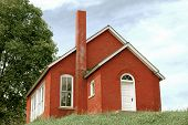 Red Brick Schoolhouse