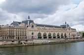 Museum D'orsay River View