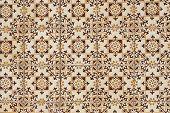 Portuguese Glazed Tiles 125