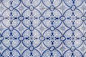 Portuguese Glazed Tiles 094