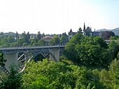Bridge in Berne