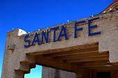 Estación de tren de Santa Fe