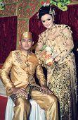 Casamento de 3Sudeste Asiático