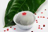 Strawberry Mochi - Japanese Dessert
