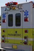 Ambulance Rear