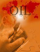 Großen Öl-Unternehmen-puzzle