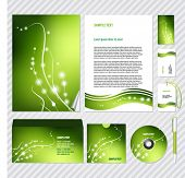 Vector business template