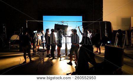 Behind The Scenes Of Video