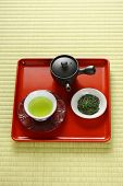 Japanese Green Tea Set
