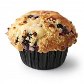 Hausgemachte Blueberry Muffin