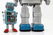 brinquedos de robô