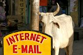 e-mail & internet in Indian style