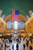 NEW YORK CITY - AUG 8: Grand Central is the second busiest station of the New York City Subway syste