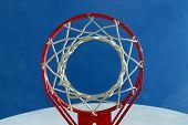 Hoop And Net From Below